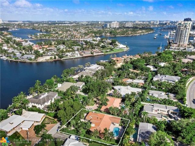 1400 E Lake Dr, Fort Lauderdale, FL 33316 (MLS #F10146029) :: Green Realty Properties