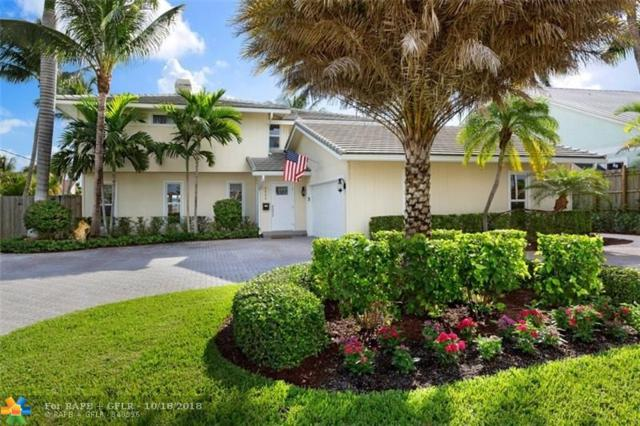3232 NE 28th Ave, Lighthouse Point, FL 33064 (MLS #F10146045) :: Castelli Real Estate Services