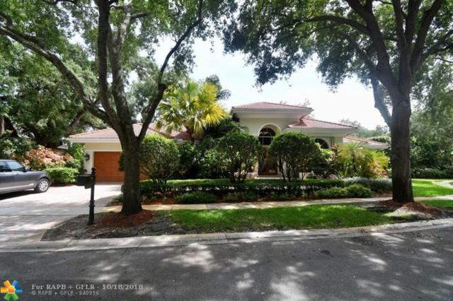 5742 Oakmont Ave, Fort Lauderdale, FL 33312 (MLS #F10146055) :: Green Realty Properties