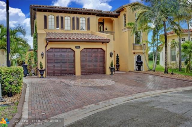 10742 NW 80th Cir, Parkland, FL 33076 (MLS #F10146056) :: Green Realty Properties