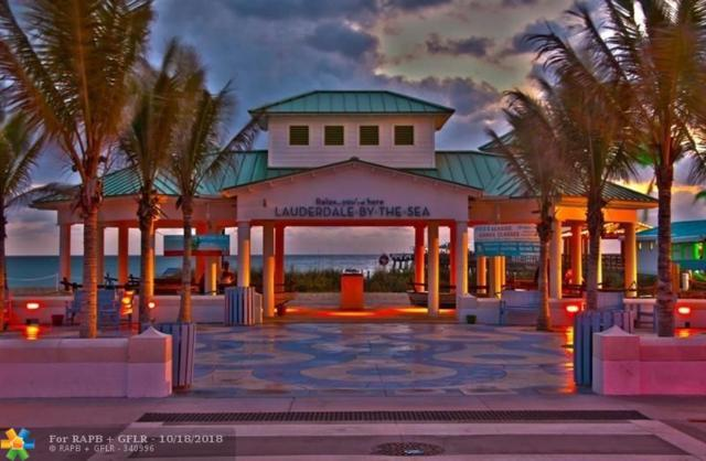 5200 N Ocean Blvd 1504E, Lauderdale By The Sea, FL 33308 (MLS #F10146091) :: Castelli Real Estate Services