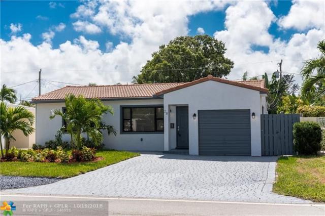 28 NE 26th St, Wilton Manors, FL 33305 (MLS #F10146120) :: Green Realty Properties