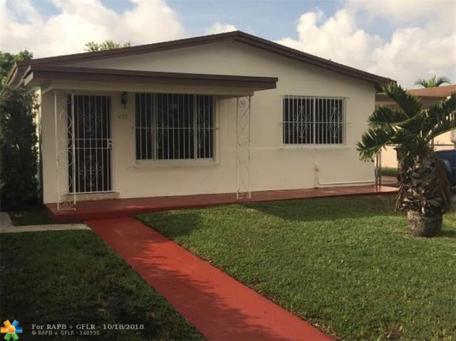 438 W 44th Pl, Hialeah, FL 33012 (MLS #F10146161) :: Green Realty Properties