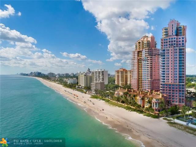 2150 N Ocean Blvd Iv, Fort Lauderdale, FL 33305 (MLS #F10146184) :: Green Realty Properties
