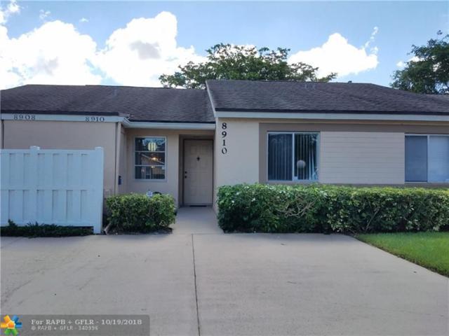 8910 Meadowlark Way B, Boca Raton, FL 33496 (MLS #F10146195) :: Green Realty Properties