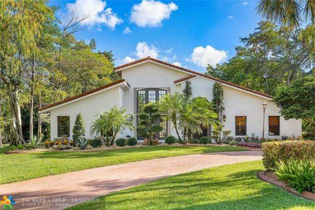 7200 Darby Ln, Parkland, FL 33067 (MLS #F10146203) :: Green Realty Properties