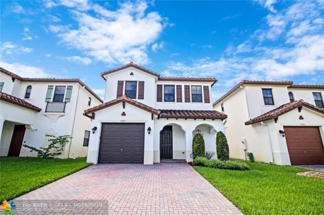 9082 SW 34TH CT, Miramar, FL 33025 (MLS #F10146214) :: Green Realty Properties