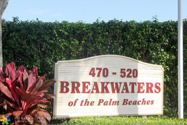 500 Executive Center Dr 1-N, West Palm Beach, FL 33401 (MLS #F10146216) :: Keller Williams Elite Properties
