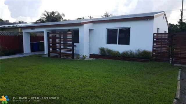 1232 NE 13th Ave, Fort Lauderdale, FL 33304 (MLS #F10146230) :: Green Realty Properties
