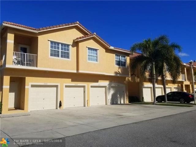 2898 Crestwood Ter #2898, Margate, FL 33063 (MLS #F10146248) :: Green Realty Properties