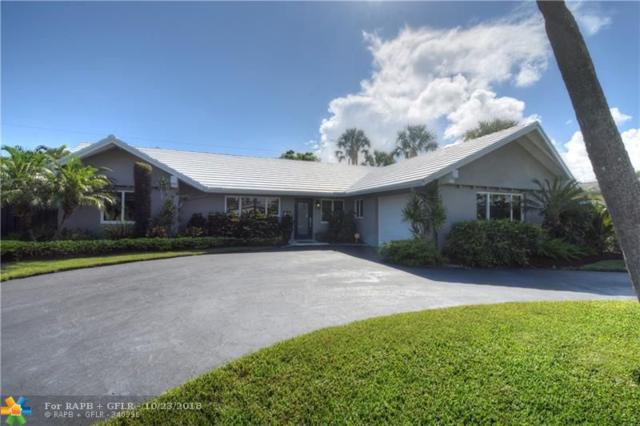 1920 NE 57th St, Fort Lauderdale, FL 33308 (MLS #F10146326) :: Green Realty Properties