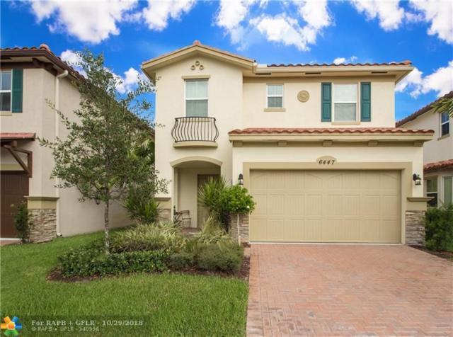 6447 Osprey Landing Street, Davie, FL 33314 (MLS #F10146327) :: Green Realty Properties