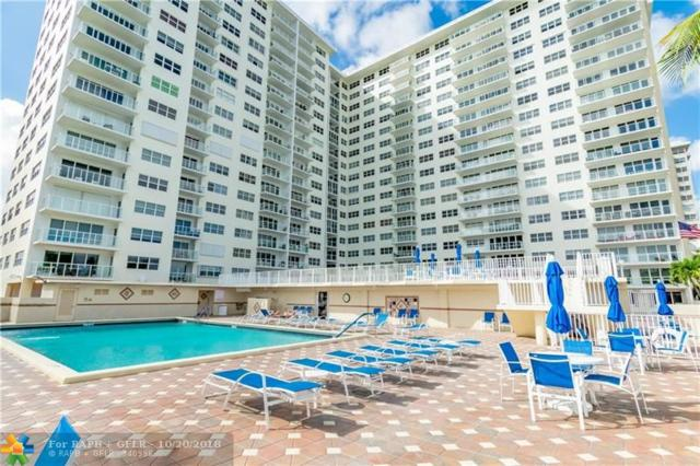 111 N Pompano Beach Blvd #501, Pompano Beach, FL 33062 (MLS #F10146364) :: Green Realty Properties
