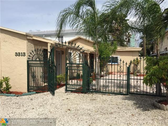 3313 SE 3rd St, Pompano Beach, FL 33062 (MLS #F10146378) :: Green Realty Properties