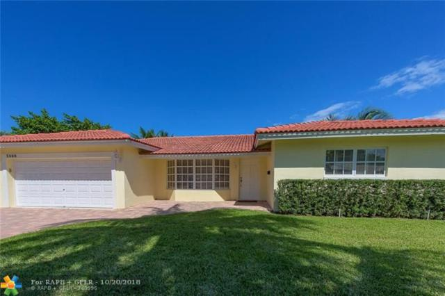 3860 NE 22nd Way, Lighthouse Point, FL 33064 (MLS #F10146402) :: Castelli Real Estate Services