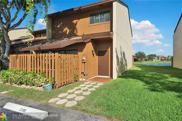 4198 SW 87th Ter #4198, Davie, FL 33328 (MLS #F10146412) :: Castelli Real Estate Services