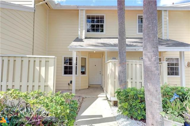 2105 Champions Way #2105, North Lauderdale, FL 33068 (MLS #F10146415) :: Green Realty Properties