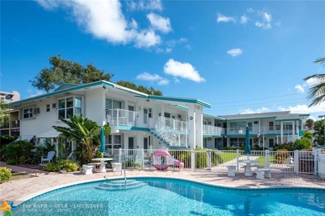1201 N Riverside Dr #14, Pompano Beach, FL 33062 (MLS #F10146434) :: Green Realty Properties