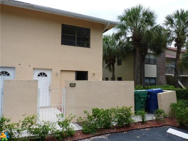 11631 NW 45th St #4, Coral Springs, FL 33065 (MLS #F10146438) :: Green Realty Properties