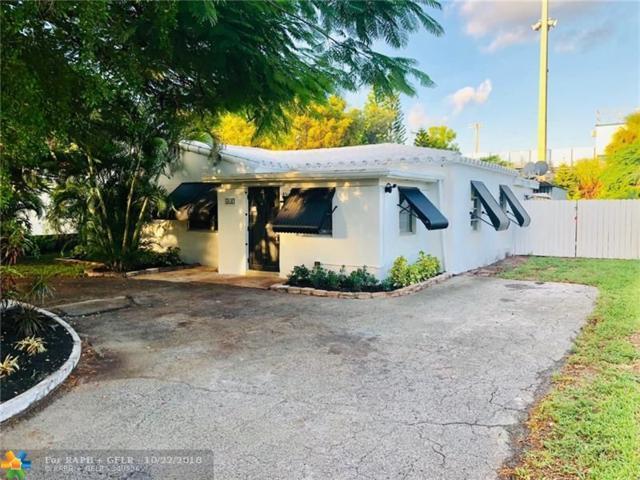 411 NE 18th Ave, Pompano Beach, FL 33060 (MLS #F10146506) :: Green Realty Properties