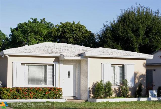 1308 NW 7 Ave, Fort Lauderdale, FL 33311 (MLS #F10146508) :: Green Realty Properties