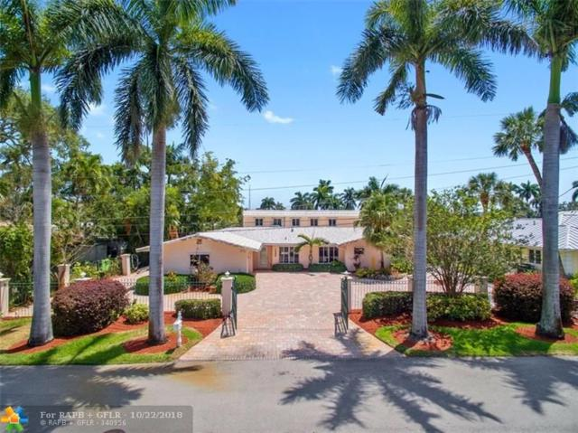 1300 SW 14th Ave, Fort Lauderdale, FL 33312 (MLS #F10146539) :: Green Realty Properties