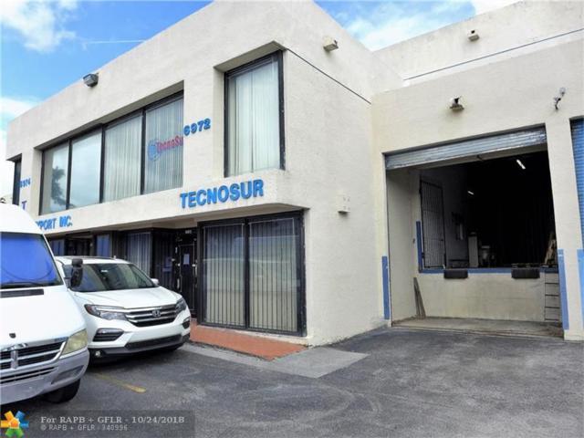 6972 NW 50th St 4-1, Miami, FL 33166 (MLS #F10146548) :: Green Realty Properties