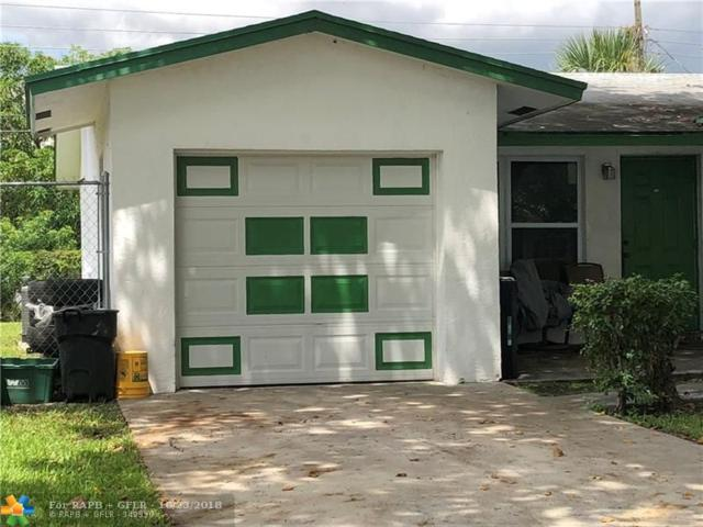 2661 NW 5th St, Pompano Beach, FL 33069 (MLS #F10146620) :: Green Realty Properties