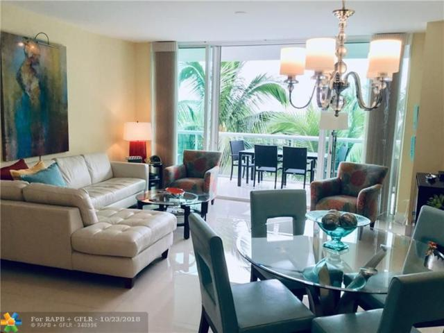 1 N Ocean Blvd #609, Pompano Beach, FL 33062 (MLS #F10146638) :: Green Realty Properties
