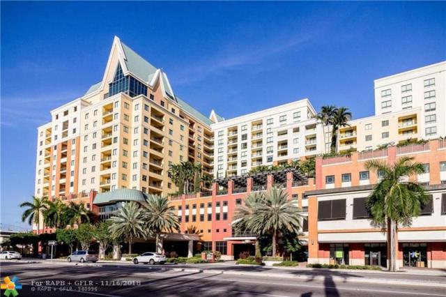 110 N Federal Hy #803, Fort Lauderdale, FL 33301 (MLS #F10146699) :: Green Realty Properties