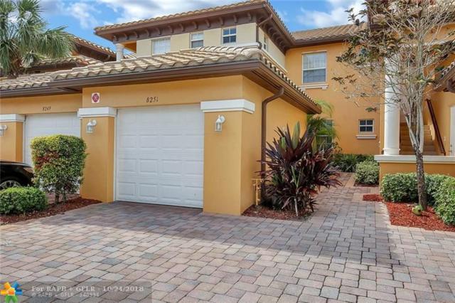 8251 NW 128th Ln 19-B, Parkland, FL 33076 (MLS #F10146736) :: Green Realty Properties