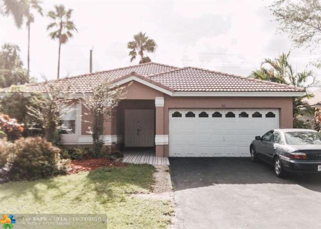 601 NW 135th Ter, Plantation, FL 33325 (MLS #F10146774) :: Green Realty Properties