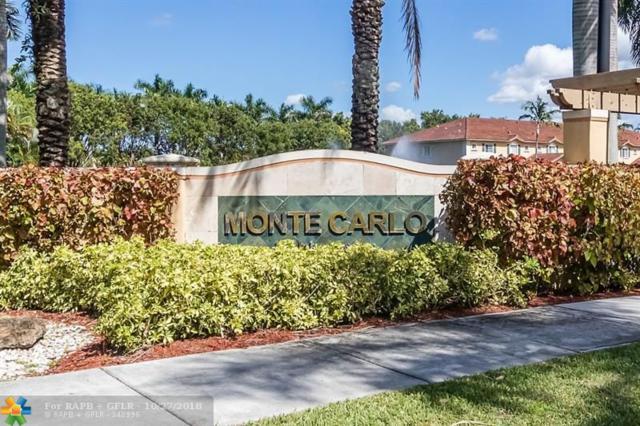 5620 Monte Carlo Ln #5620, Margate, FL 33068 (MLS #F10146811) :: Green Realty Properties