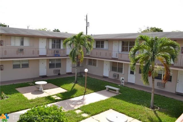 1710 Mckinley St #19, Hollywood, FL 33020 (MLS #F10146816) :: Green Realty Properties