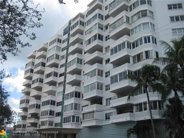 333 Sunset Dr #504, Fort Lauderdale, FL 33301 (MLS #F10146834) :: Green Realty Properties