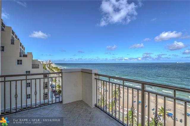 601 N Ft Lauderdale Bch Bl #902, Fort Lauderdale, FL 33304 (MLS #F10146860) :: Patty Accorto Team