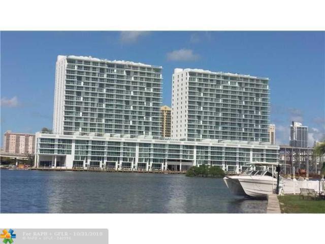 400 Sunny Isles Blvd #708, Sunny Isles Beach, FL 33160 (MLS #F10146864) :: Green Realty Properties