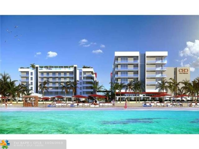 777 N Ocean Dr S503, Hollywood, FL 33019 (MLS #F10146903) :: Green Realty Properties