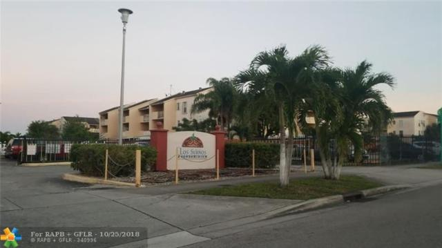 6095 W 18th Ave S323, Hialeah, FL 33012 (MLS #F10146936) :: The O'Flaherty Team