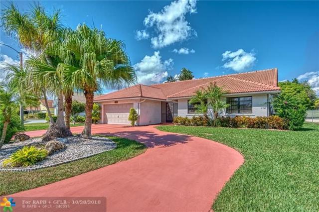 8017 NW 72nd St, Tamarac, FL 33321 (MLS #F10146955) :: Green Realty Properties