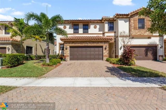 9579 S Town Parc Cir S #9579, Parkland, FL 33076 (MLS #F10146982) :: Green Realty Properties