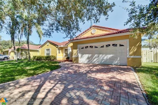 1741 SW 128th Ave, Miramar, FL 33027 (MLS #F10147064) :: Green Realty Properties