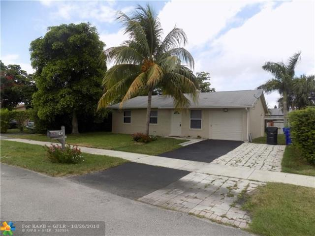 8141 SW 5th St, North Lauderdale, FL 33068 (MLS #F10147101) :: Green Realty Properties