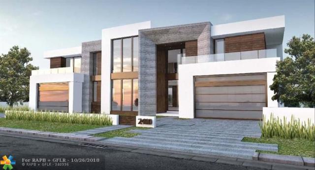 2400 Castilla Isle, Fort Lauderdale, FL 33301 (MLS #F10147182) :: Green Realty Properties