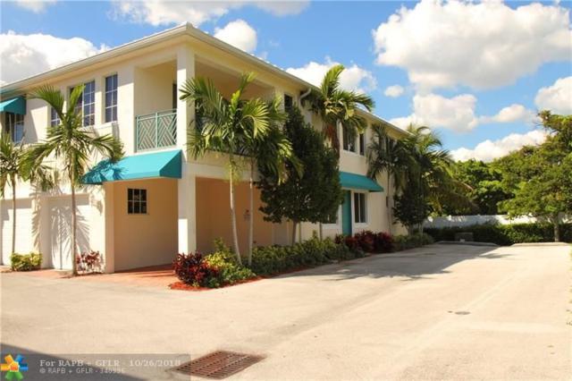 111 SE 7th Ave #111, Pompano Beach, FL 33060 (MLS #F10147240) :: Green Realty Properties