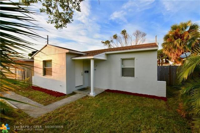 158 W 25th St, Riviera Beach, FL 33404 (MLS #F10147260) :: Green Realty Properties