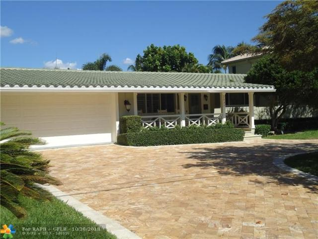 2537 Mercedes Dr, Fort Lauderdale, FL 33316 (MLS #F10147273) :: The Howland Group