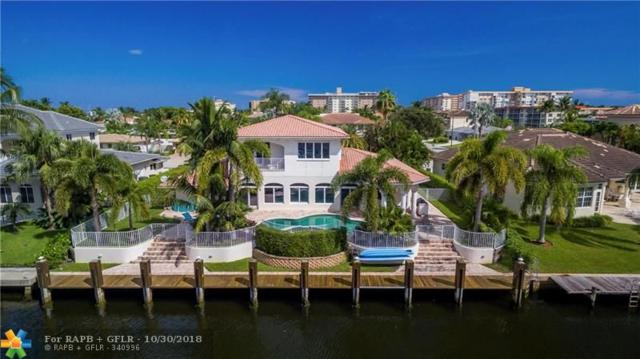 5111 NE 30th Ave, Lighthouse Point, FL 33064 (MLS #F10147311) :: Green Realty Properties
