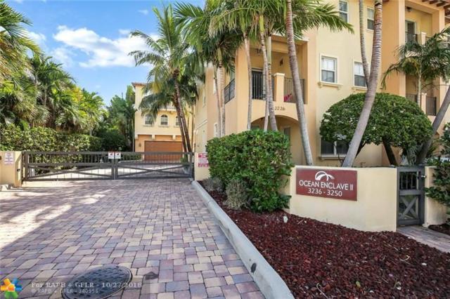 3248 NE 13th St #3248, Pompano Beach, FL 33062 (MLS #F10147337) :: Green Realty Properties