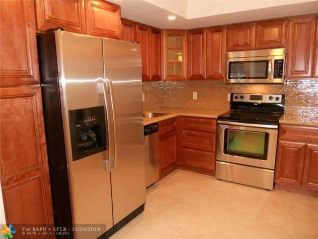 3499 Oaks Way #807, Pompano Beach, FL 33069 (MLS #F10147411) :: Green Realty Properties
